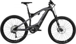 M1 Spitzing Evolution Pedelec 2019 e-Mountainbike