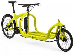 Triobike cargo big Deore 2019 Lasten e-Bike