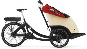Triobike taxi enviolo 2019 Lasten e-Bike