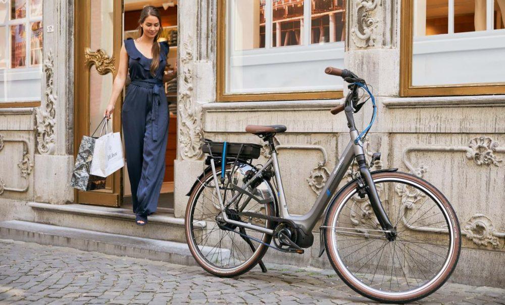 Der Shimano Steps E6000 e-Bike Antrieb eignet sich für jedes Wetter und jede Gelegenheit