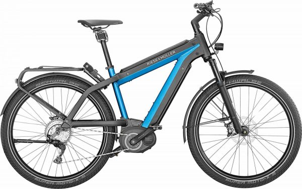 Riese & Müller Supercharger GH vario 2019 Trekking e-Bike