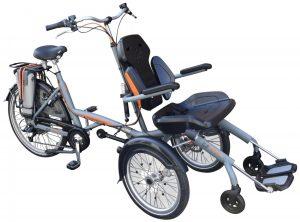 Van Raam OPair 2019 Dreirad für Erwachsene