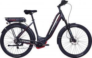Corratec Life P5 8S Nyon 2019 e-Bike XXL
