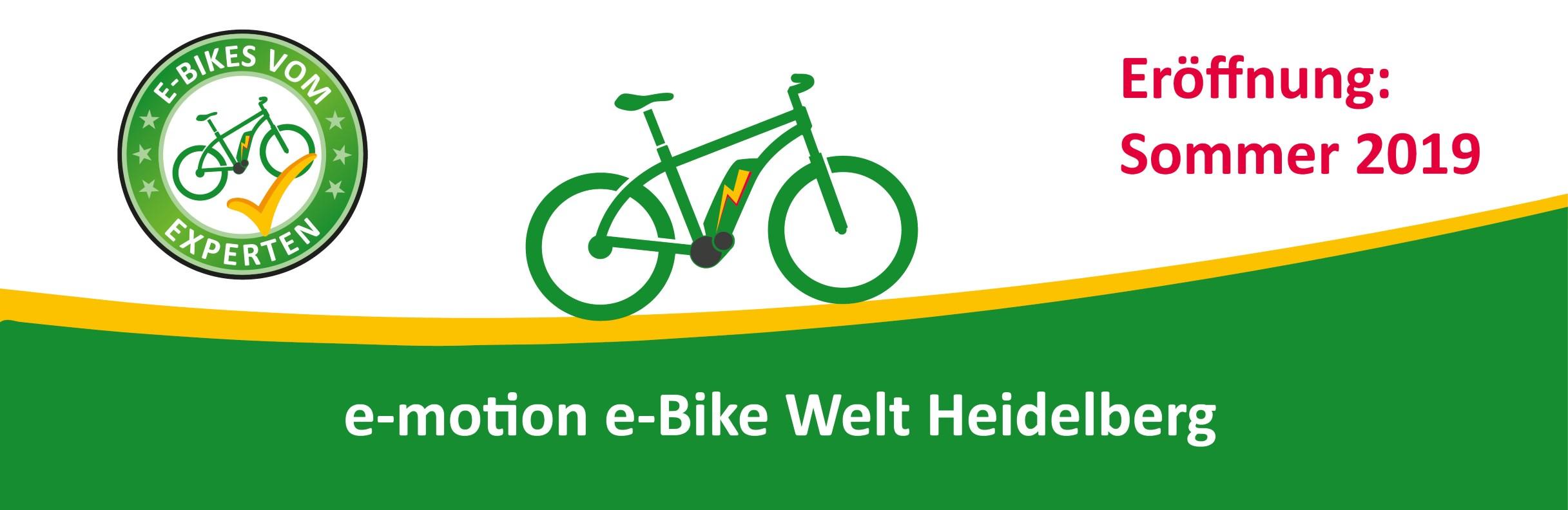 e-motion e-Bike Welt Heidelberg