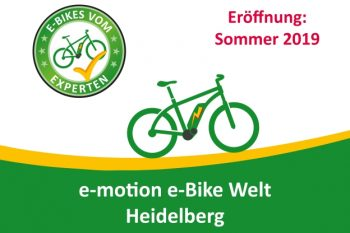 e-motion e-Bike Welt Heidelberg