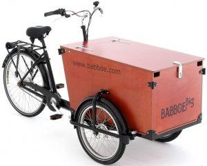 Babboe Transporter-E 2019 Lasten e-Bike