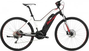 BH Bikes Rebel Jet Lite 2019 Cross e-Bike