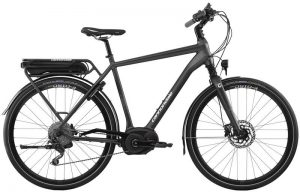 Cannondale Mavaro Performance 4 2019 City e-Bike