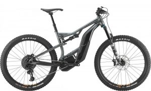 Cannondale Moterra 1 2019 e-Mountainbike
