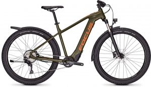 FOCUS Whistler2 6.9 EQP 2019 e-Mountainbike,Cross e-Bike