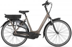 Gazelle Grenoble C8 HMS 2019 City e-Bike