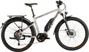 Husqvarna Gran Tourer Anniversary Model GT LTD 2019 Trekking e-Bike