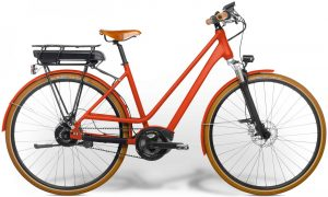 IBEX eAvantgarde Mixte 2019 City e-Bike
