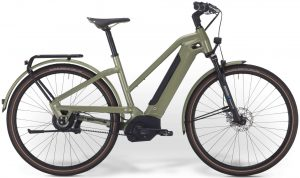 IBEX eAvantgarde Neo GOR 2019 Trekking e-Bike,Urban e-Bike