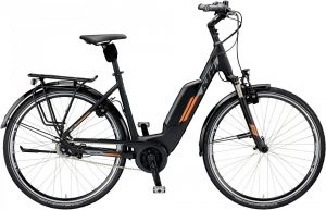 KTM Macina Central+ RT 8 A+5 2019 City e-Bike