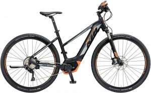 KTM Macina Cross 10 CX5 2019 Cross e-Bike