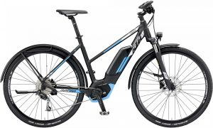 KTM Macina Cross 9 LFC CX5 2019 Trekking e-Bike