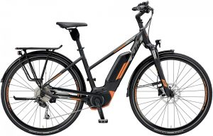 KTM Macina Fun 9 CX5 2019 Trekking e-Bike