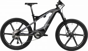 M1 Spitzing Evolution Worldcup 2019 e-Mountainbike