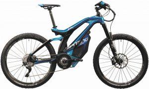 M1 Spitzing Pedelec 2019 e-Mountainbike
