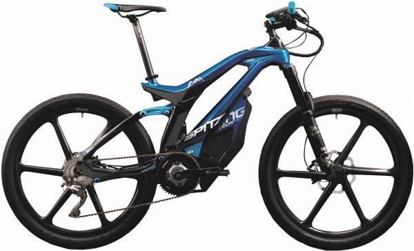 M1 Spitzing Worldcup 2019 e-Mountainbike