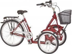 PFAU-Tec Capo 2019 Dreirad für Erwachsene