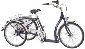 PFAU-Tec Elegance 2019 Dreirad für Erwachsene