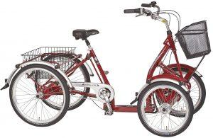 PFAU-Tec Primo-Quad 2019 Dreirad für Erwachsene