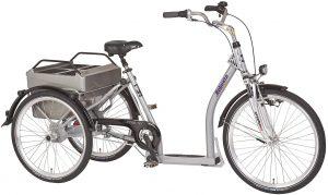 PFAU-Tec Robusto Deluxe 2019 Dreirad für Erwachsene