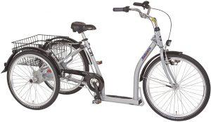 PFAU-Tec Robusto Standard 2019 Dreirad für Erwachsene