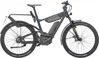 Riese & Müller Delite GT touring HS 2019