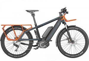 Riese & Müller Multicharger vario 2019 Lasten e-Bike,Trekking e-Bike
