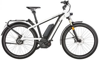 Riese & Müller New Charger GT nuvinci HS Nyon 2018