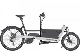 Riese & Müller Packster 40 touring HS 2019