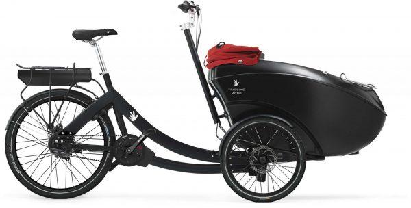 Triobike mono e Nexus 2019 Lasten e-Bike