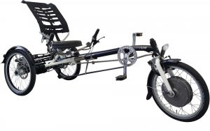 Van Raam Easy Sport 2019 Dreirad für Erwachsene