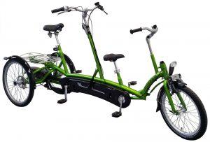 Van Raam Kivo Plus 2019 Dreirad für Erwachsene