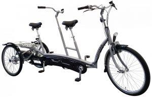 Van Raam Twinny Plus 2019 Dreirad für Erwachsene