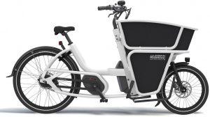 Urban Arrow Shorty EPP CX 2019 Lasten e-Bike