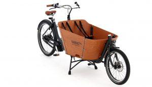 Babboe City Mountain 2020 Lasten e-Bike