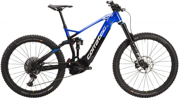 Corratec E-Power RS 160 Factory 2020 e-Mountainbike