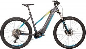 Corratec E-Power X Vert Pro Trapez 2020 e-Mountainbike