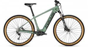 FOCUS Jarifa2 6.8 Nine 2020 e-Mountainbike