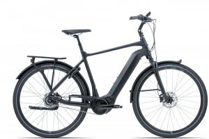 Giant Dailytour E+ 1 GTS 2020 City e-Bike