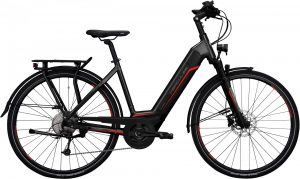 Hercules E-Imperial I-10 2020 e-Bike XXL,City e-Bike