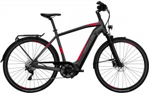 Hercules Futura Comp I-10 2020 Trekking e-Bike