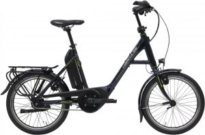 Hercules Futura Compact R8 2020 Kompakt e-Bike