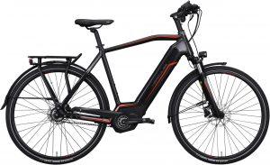 Hercules Futura Sport I-F8 GEN2 2020 Trekking e-Bike