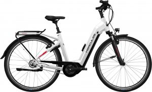 Hercules Robert/-a Deluxe I-F8 2020 City e-Bike