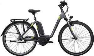 Hercules Robert/-a F8 2020 City e-Bike